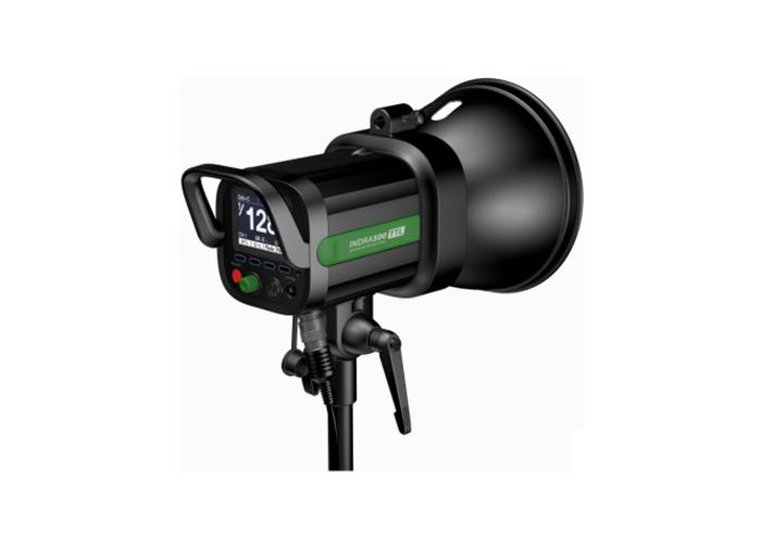 کیت فلاش چتری استودیویی 500 ژول Phottix Indra TTL 500