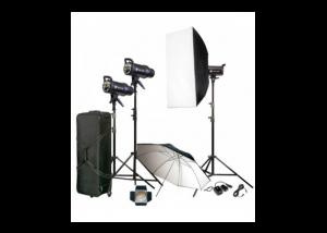 کیت فلاش استودیویی اس اند اس S&S 400J Studio Flash Kit SK-400
