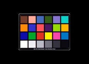 دیدنگار|ابزار اصلاح رنگ|کالرچکر X-Rite ColorChecker Classic Card