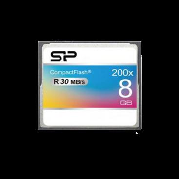 کامپکت فلاش سیلیکون پاور CF Siliocon power 8GB 200X