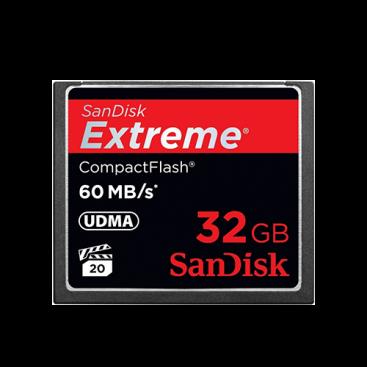 کامپکت فلاش سندیسک CF Sandisk 32GB 400X