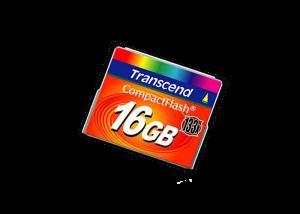 دیدنگار|کامپکت فلش|کامپکت فلاش ترنسند CF Transcend 16GB 133X