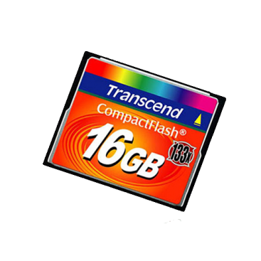کامپکت فلاش ترنسند CF Transcend 16GB 133X