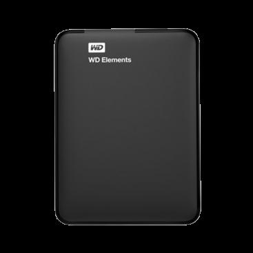 هارد اکسترنال وسترن Western Elements 1 TB Hard Disk