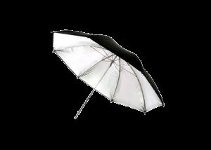 چتر استودیویی با قطر ۱۰۱ سانتیمتر Fomex 101cm Silver Umbrella