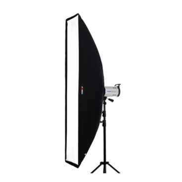 سافت‌باکس قدی ۳۰x۱۷۰ سانتی‌متر Fomex 30x170cm Strip Softbox