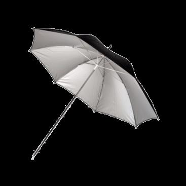 چتر آتلیهای نقرهای با قطر 90 سانتیمتر Hama 6076 Umbrella Silver