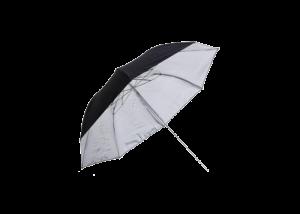 دیدنگار|چتر آتلیه|چتر بازتابی Phottix با قطر ۹۱ سانتیمتر Phottix Umbrella 36″Double-Small Folding Reflective (91cm)