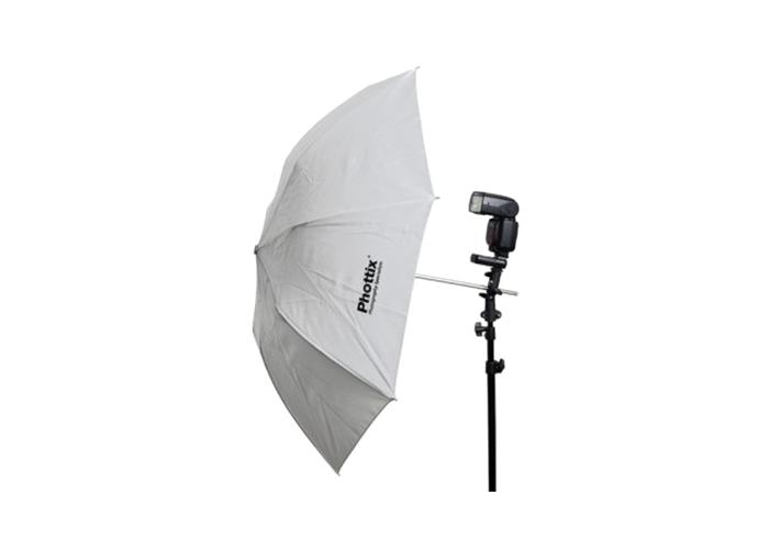 چتر سفید جمعشو (قطر ۹۱سانتیمتر) Phottix Umbrella 36″ Double-Small Folding White Shoot-Through (91cm)