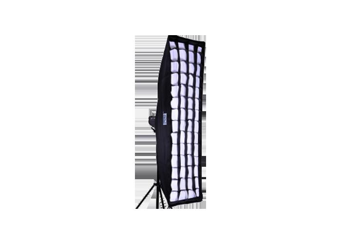سافتباکس واید ۱۶۰ × ۳۵ سانتیمتری، دارای زنبوری