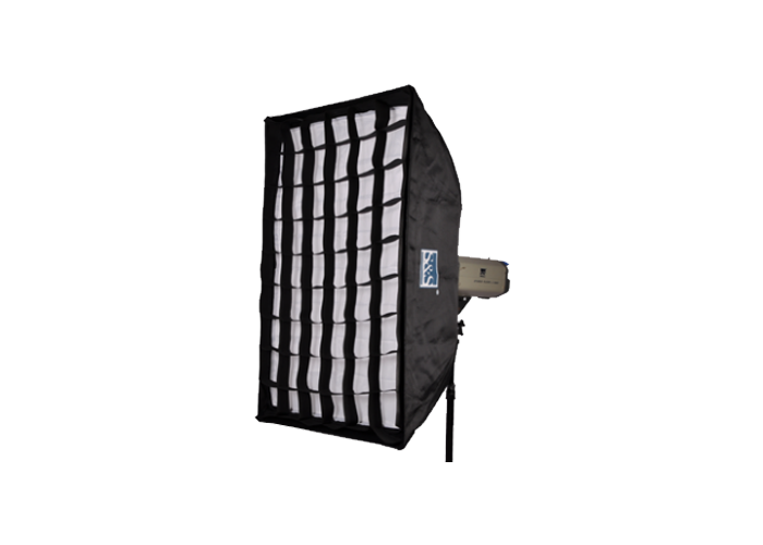 سافتباکس مستطیل S&S 60x90cm Softbox with Grid