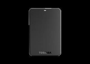 هارد اکسترنال توشیبا Toshiba Canvio 1 TB Hard Disk
