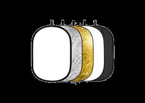 رفلکتور ۵ کاره ۱۲۰*۹۰(سانتی متر)فتوکس