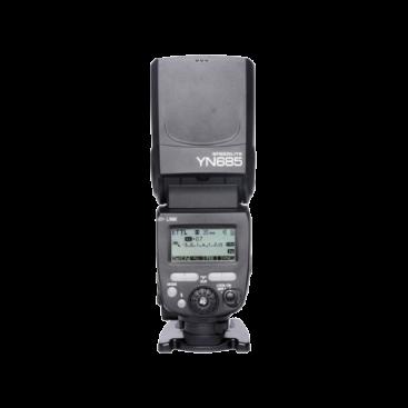 فلاش رودوربینی یانگنو برای دوربین کانن Yongnuo YN685 Wireless TTL Speedlite for Canon Cameras