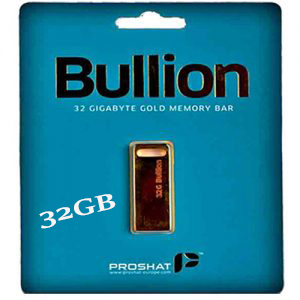 فلش مموری پروشات USB Falsh Proshat 32GB Bullion USB.2