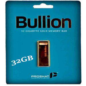 فلش مموری 32G پروشات USB Falsh Bullion Proshat 32GB USB 2