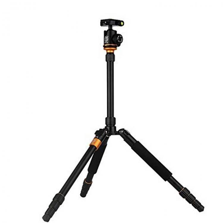 دیدنگار|سه پایه|سه پایه دوربین نیمه حرفه ای Q999S with Ball Head