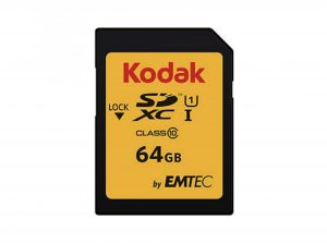 مموری اس دی کداک Memory SD KODAK 8GB 85MB