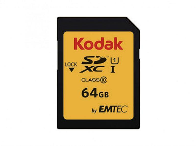 دیدنگار|کارت اس دی|sd card|کارت حافظه اس دی SD KODAK 64GB 85MB U1
