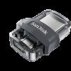 دیدنگار|فلش مموری|فلش مموری 32G سندیسک USB Flash OTG M3 Sandisk 32GB USB 3