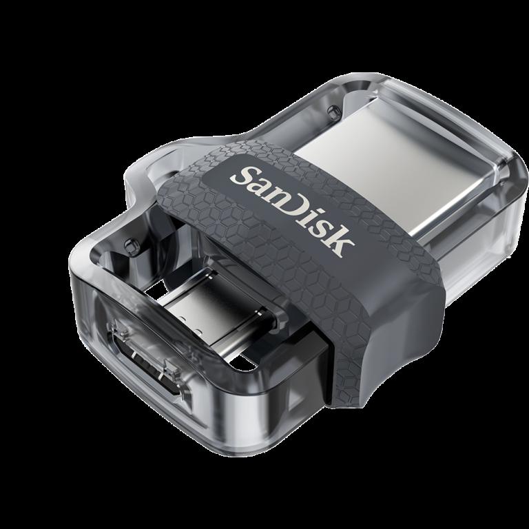 فلش مموری سندیسک USB Flash Sandisk OTG 32GB USB.3 NEW