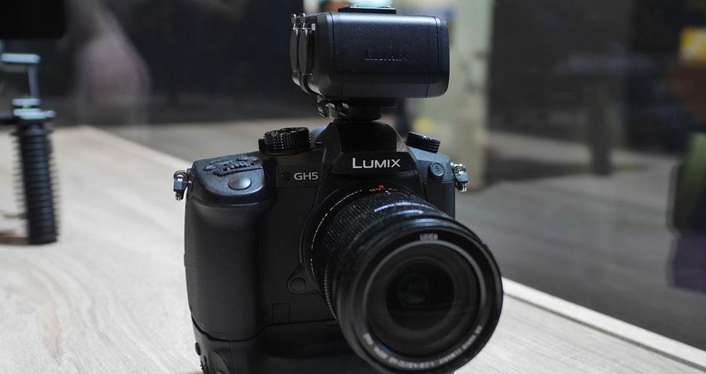 قابلیت فیلمبرداری ۶K به دوربین حرفه ای GH5 پاناسونیک اضافه شد