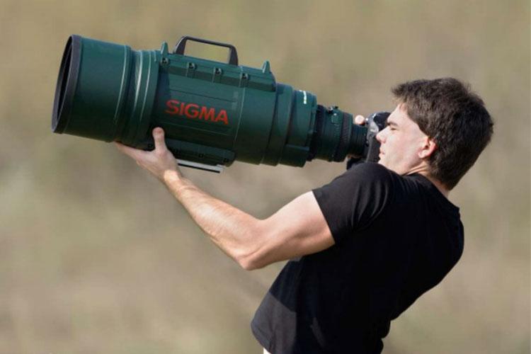 لنز تله فوتو چیست