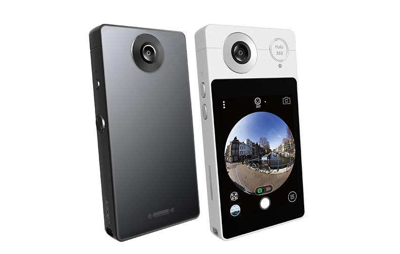 ایسر دو دوربین ۳۶۰ درجه جالب ساخته است