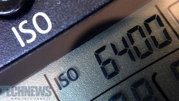 معنا و مفهوم ISO در عکاسی
