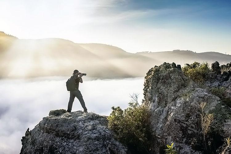 ۵ قدم برای تبدیل شدن به یک عکاس حرفهای
