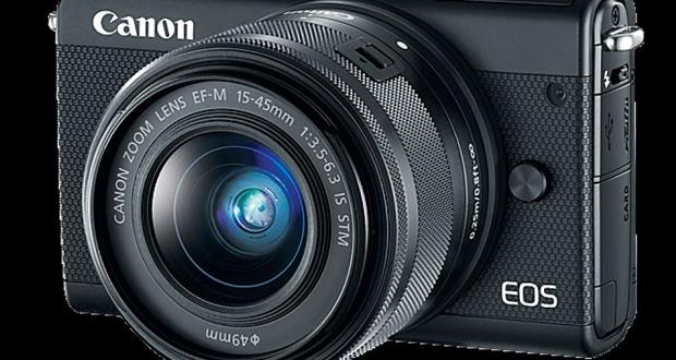 دوربین کانن EOS M100 با سنسور ۲۴/۲ مگاپیکسلی معرفی شد