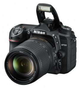 دیدنگار|دوربین نیکون|دوربین عکاسی نیکون Nikon D7500 با لنز 140-18 VR