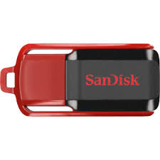 فلش مموری سن دیسک USB Flash Sandisk Cruzer Switch 8GB
