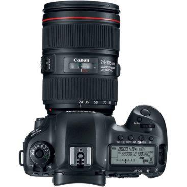 دوربین عکاسی کانن CANON 5D Mark IV (24-105II)