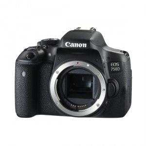 دیدنگار|دوربین کانن|دوربین عکاسی کانن Canon EOS 750D BODY