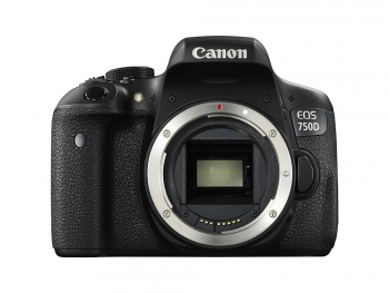 دیدنگار|دوربین کانن|دوربین عکاسی کانن Canon 750D Body