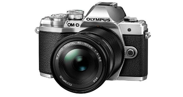 دوربین بدون آینه المپوس EM-10 Mark III با توانایی فیلم برداری ۴K معرفی شد