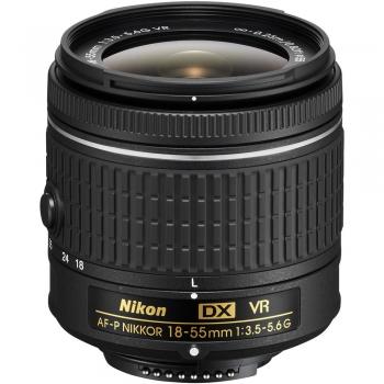 دیدنگار|لنز نیکون nikon|لنز نیکون Nikon AF-P DX Nikkor 18-55mm F3.5-5.6G VR