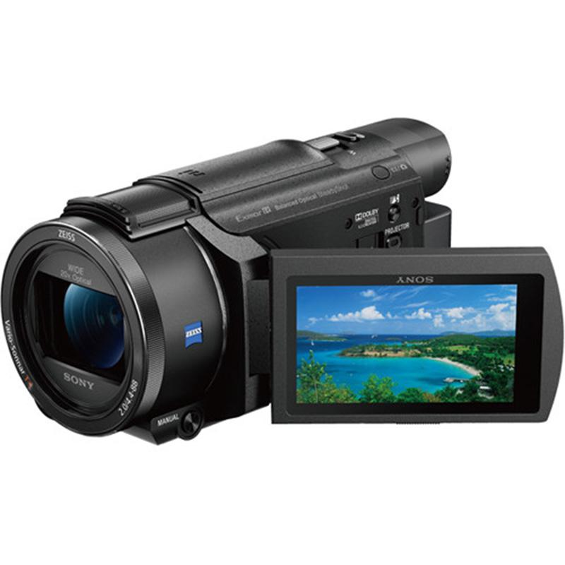دوربین فیلمبرداری سونی Sony 64GB FDR-AXP55 4K Handycam