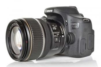خرید دوربین کانن 750D