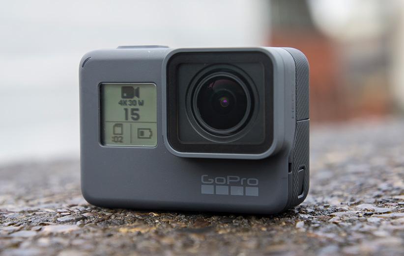 شرکت گوپرو دوربین هیرو ۶ را امسال معرفی خواهد کرد