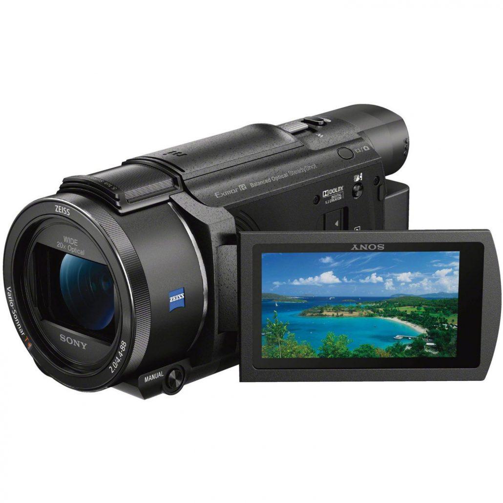 دوربین فیلمبرداری سونی Sony FDR-AX53
