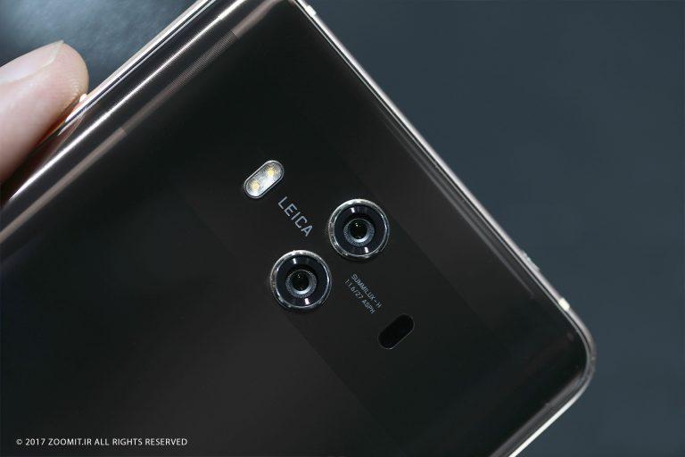 دوربین هواوی میت ۱۰ امتیاز DxOMarK 97 را از آن خود کرد