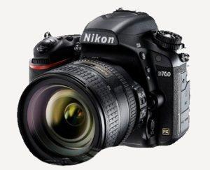 دوربین عکاسی کانن Nikon D760 BODY بدنه