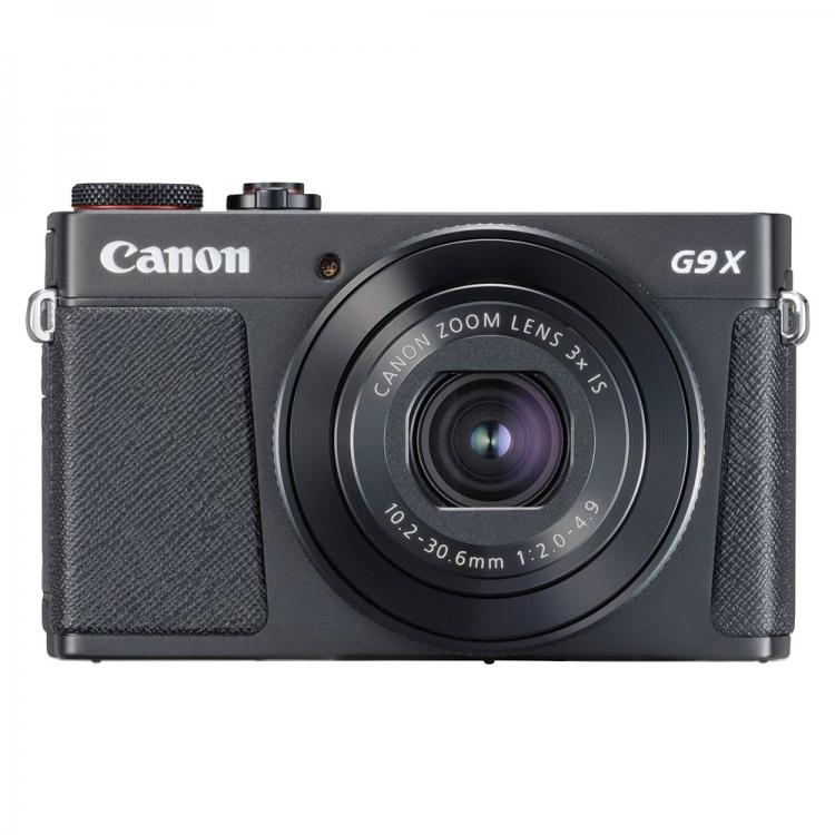 دیدنگار دوربین کانن دوربین کامپکت / خانگی کانن Canon G9X Mark II مشکی