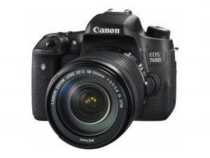 دیدنگار|دوربین کانن|دوربین عکاسی کانن Canon EOS 760D با لنز 135-18 STM