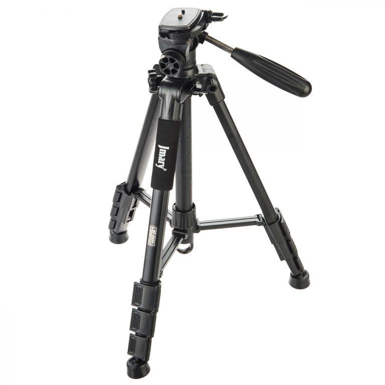 دیدنگار|سه پایهسه پایه دوربین خانگی جیماری  Jmary Tripod KP-2264 – Black