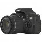 .دوربین عکاسی کانن Canon 750D (ژاپن) با لنز 55-18 IS STM