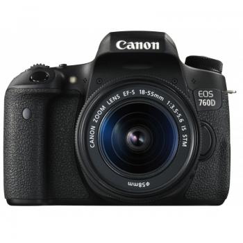 دیدنگار|دوربین کانن|دوربین عکاسی کانن Canon 760D با لنز 55-18 IS STM