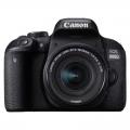 .دوربین عکاسی کانن Canon 800D با لنز 55-18 IS STM